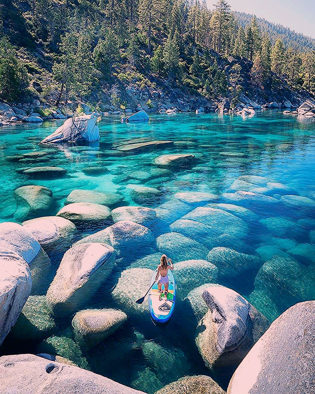 Photo of These Are the Prettiest Lakes in the USA to Feed Your Wanderlust