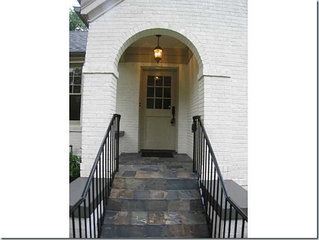 Sherwin Williams Neutral Ground Sw7568 For The Brick Exterior Stone Lion Sw7507 Trim Urban Bronze Porch Floor Steps And Concrete