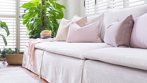 Custom Replacement slipcovers comfortworks Ikea sofa