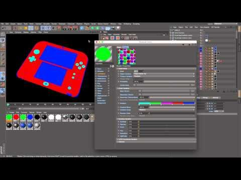 C4D R17: Take System in Action - YouTube | Cinema 4d