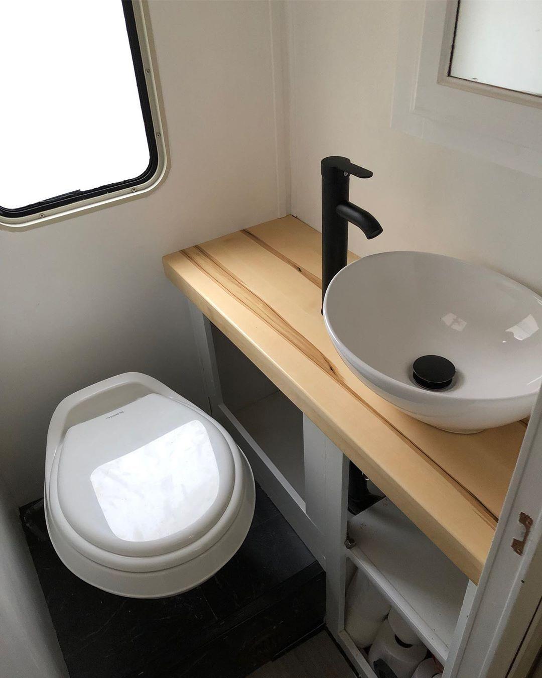 Caravan Sinks & Taps | Caravan Renovation Series | Ben & Michelle