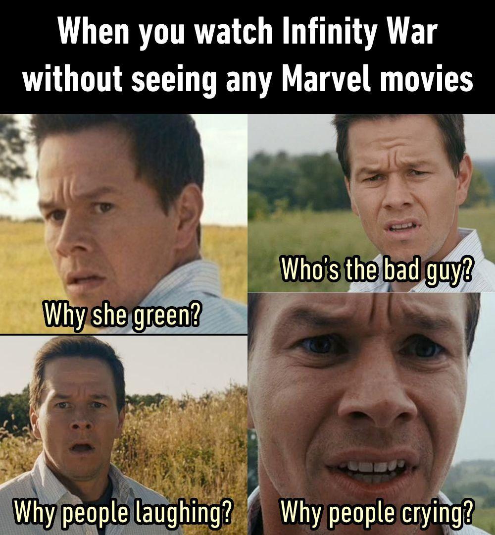 When Someone Treats You To Watch It Zoom Meme Treats Watch Https Putmelike Com When Someone Treats You To Marvel Jokes Marvel Funny Marvel Memes