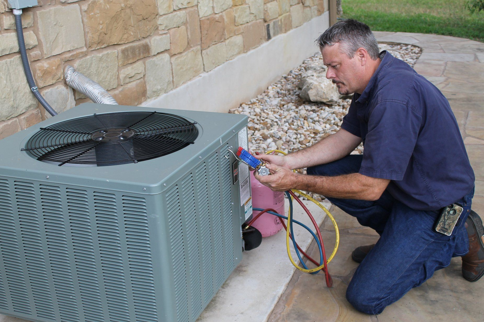 A1 Heating & AC Repair Phoenix with years of experience