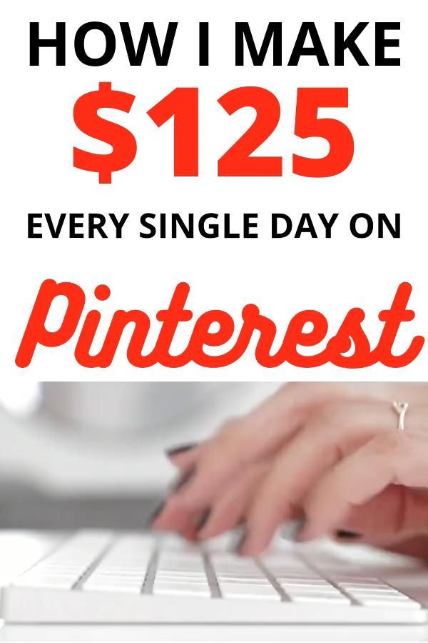 Learn How To Make Money On Pinterest in 2020