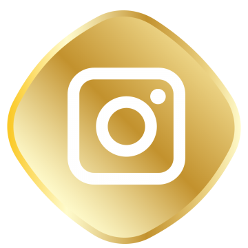 Golden Instagram Icon, Royal, Golden, Ig Icon PNG and