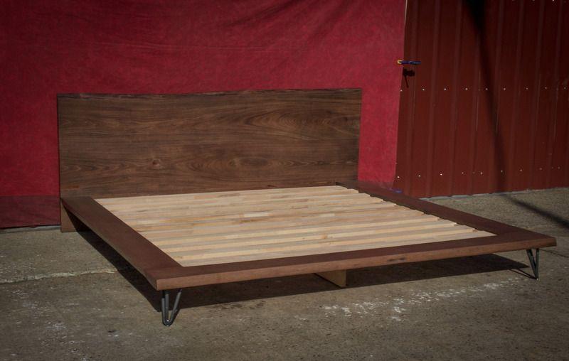 plattform bett breites doppelbett aus buchenholz