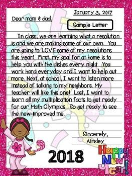 New years resolution friendly letter writing craftivity pinterest new years resolution friendly letter writing craftivity spiritdancerdesigns Gallery