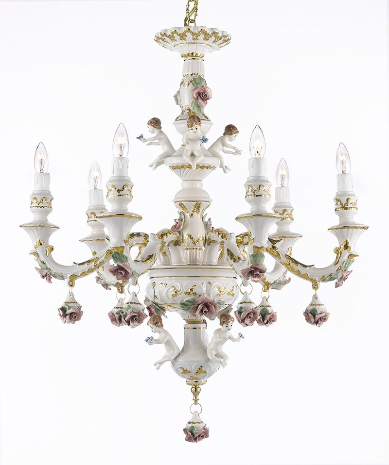 roosters french glass decorating sale beads frenchy chandeliers image mastering for country kitchen your chandelier steps with in