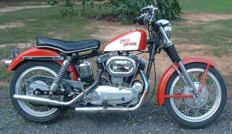 Randy's Cycle Service & Restoration: 1968 Harley Davidson Sportster