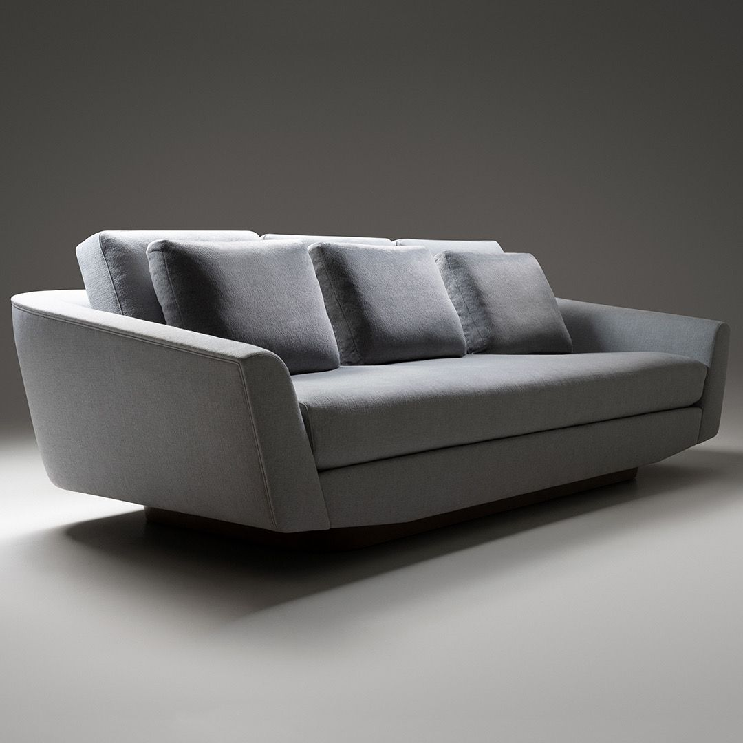 Open Arms Sofa In 2020 Holly Hunt Sofa Love Seat