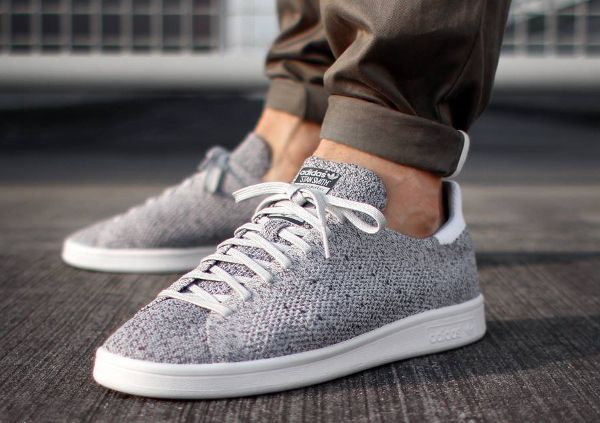 pretty nice 165b2 f376f Adidas Stan Smith Primeknit « Light Solid Grey » post image