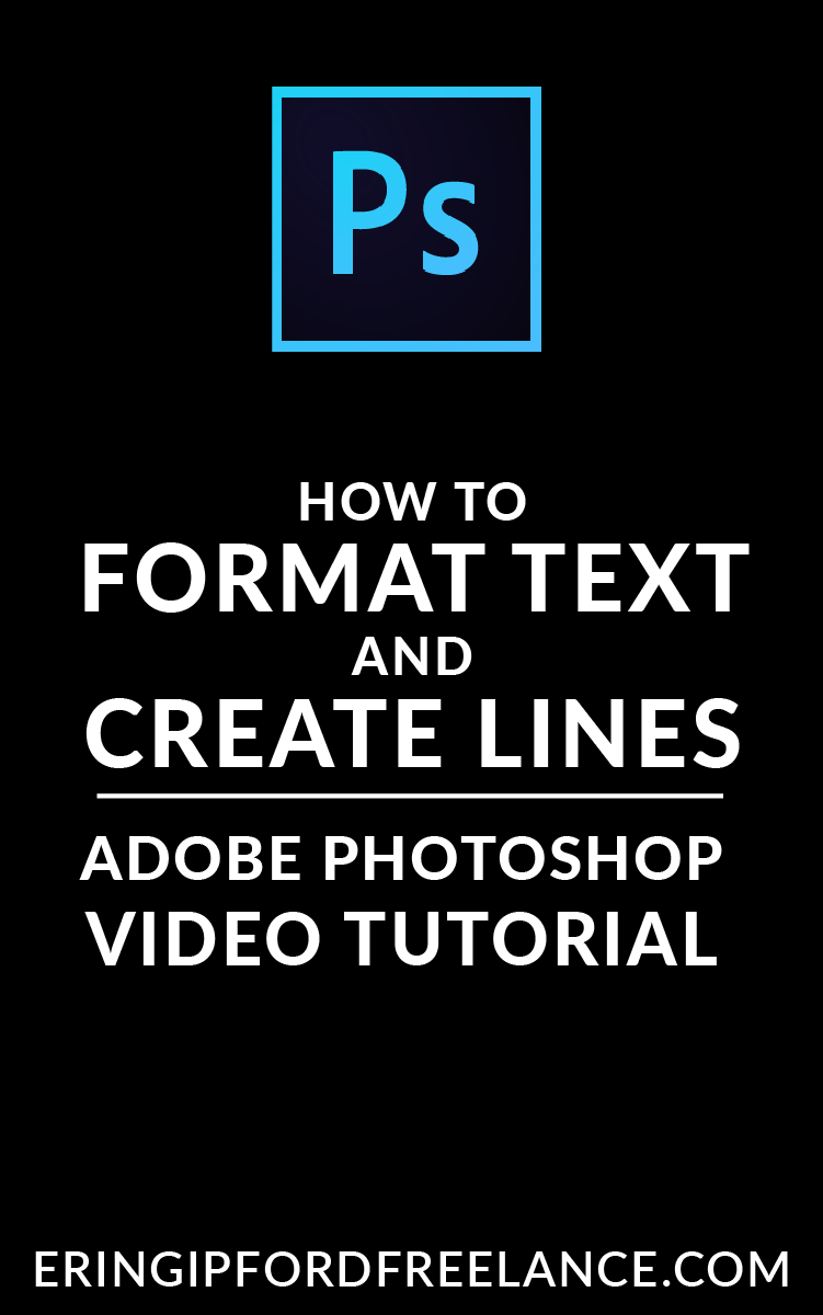 Adobe Tutorial How to Format Text, Create Boxes