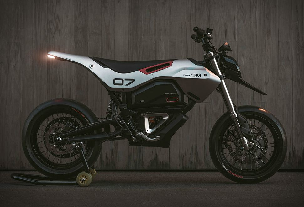 Zero Ds Electric Motorcycle Electric Motorcycle Zero Electric