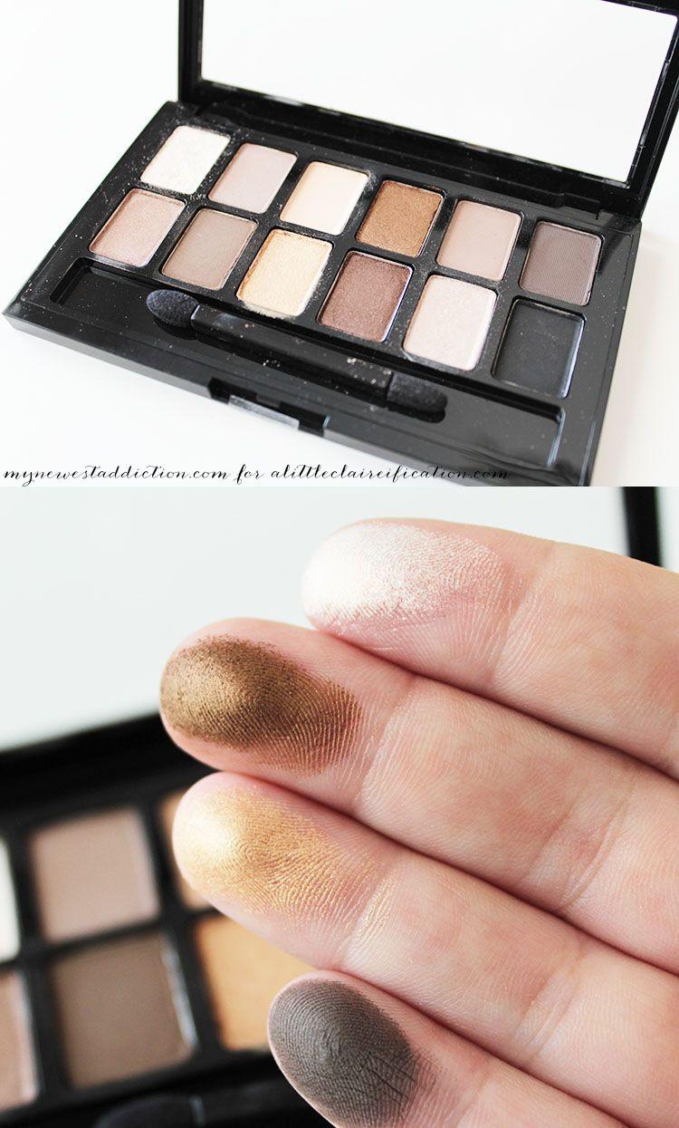 The BEST Drugstore Neutral EyeShadow Palettes Neutral