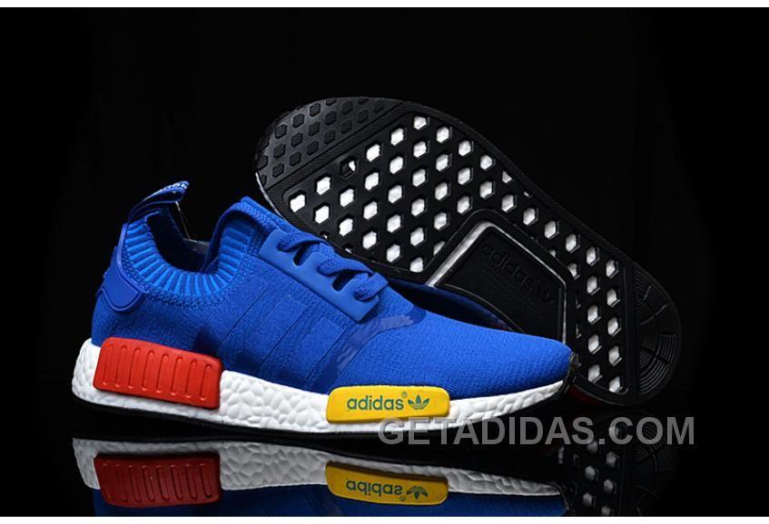 Adidas x Nmd R2 PK Primeknit Core RedWhite Detailed Look ON