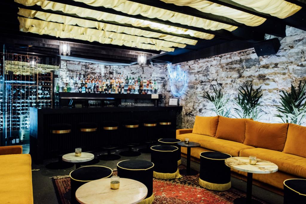 Henden Bar Le Nouveau Bar Cache Du Birdbar Bar Cacher