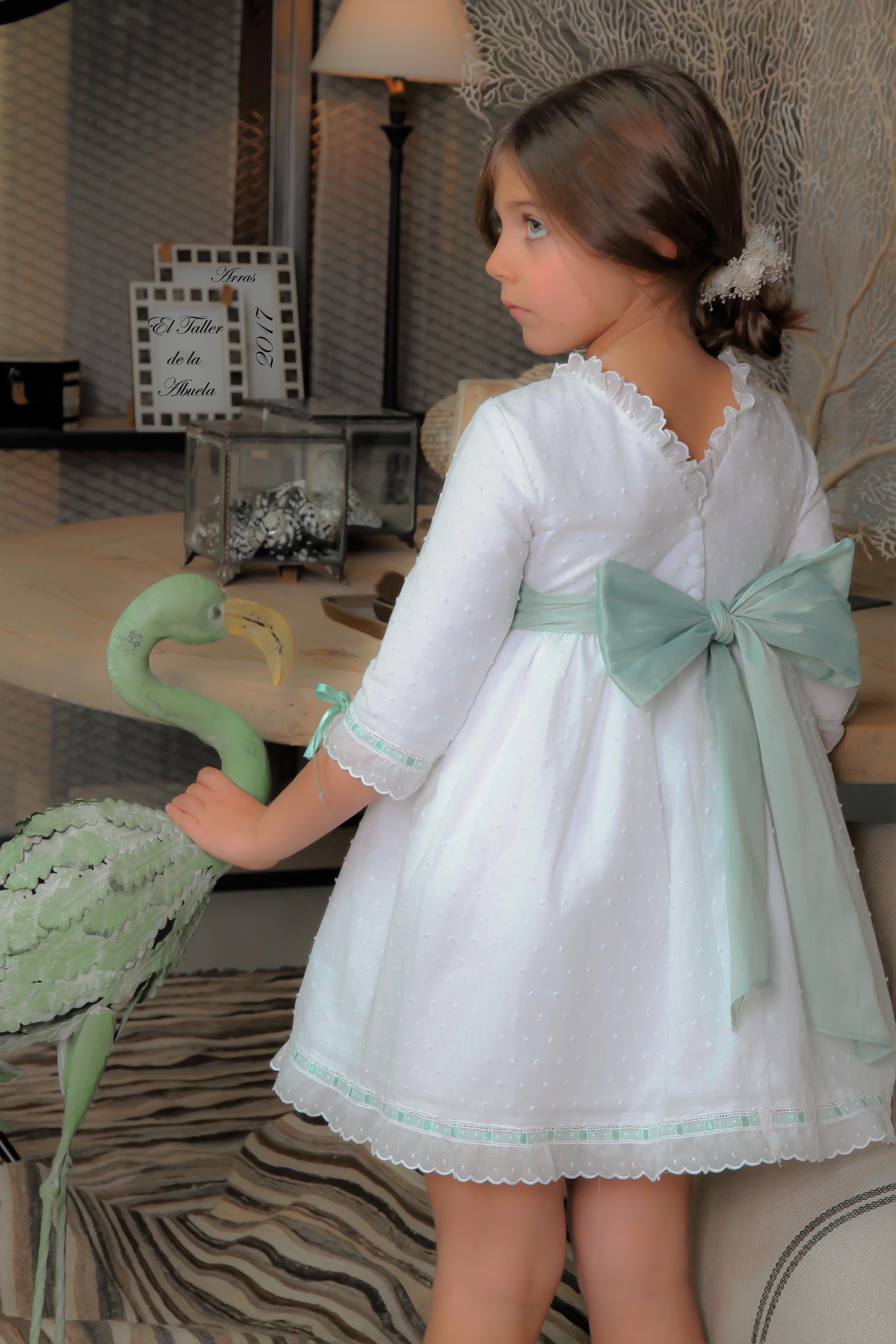 34f9cf00b Vestido plumeti espalda V | Moda para la princesa | Vestidos ...
