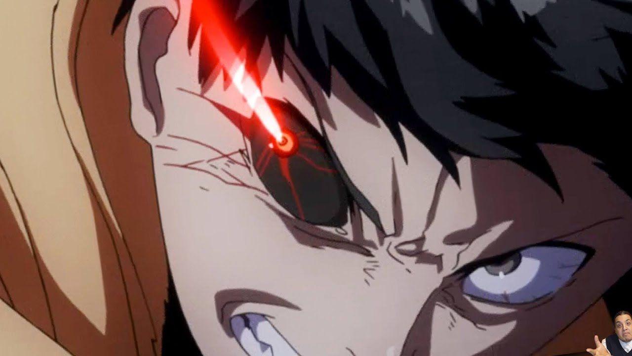 Top 10 Anime Fight Battle 2015