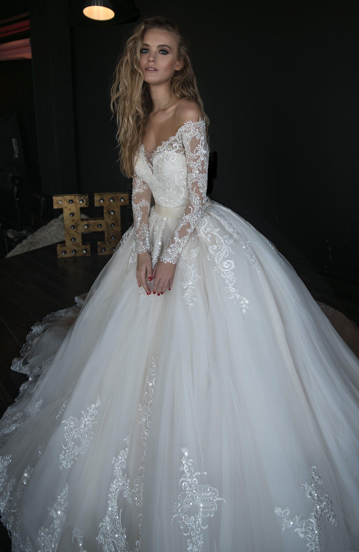 Wedding dress OB7962 whole dress by Olivia Bottega