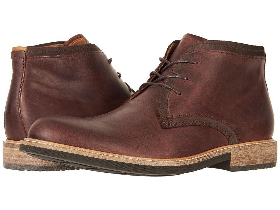 5cab0e0a91 ECCO Kenton Derby Boot Men's Boots Mink/Mocha | Products | Boots ...