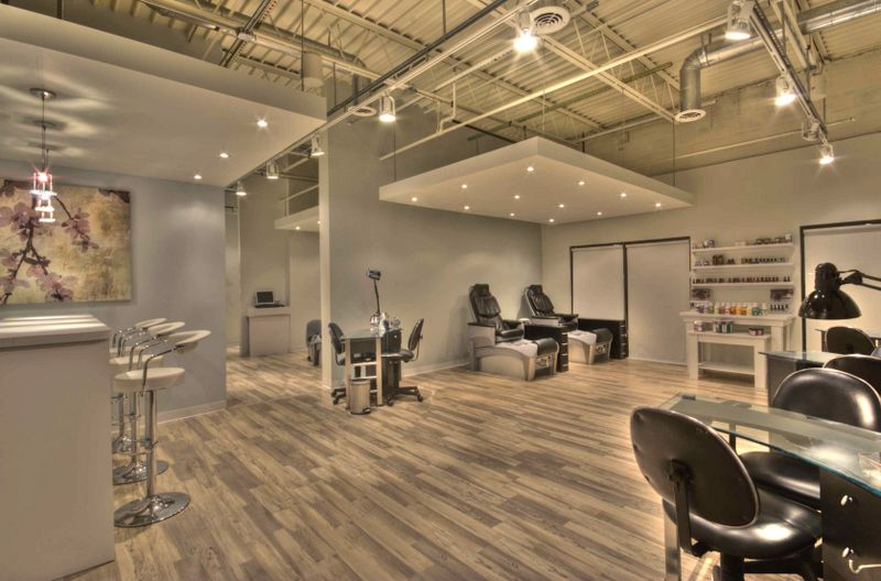 Superieur Nails | Shear Art Salon U0026 Spa   Tampa FL | By NUVO DESIGN INTERIORS Tampa
