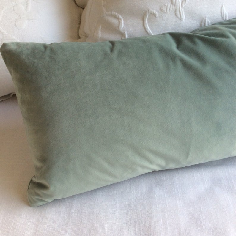 Seamist Rectangular Throw Pillow