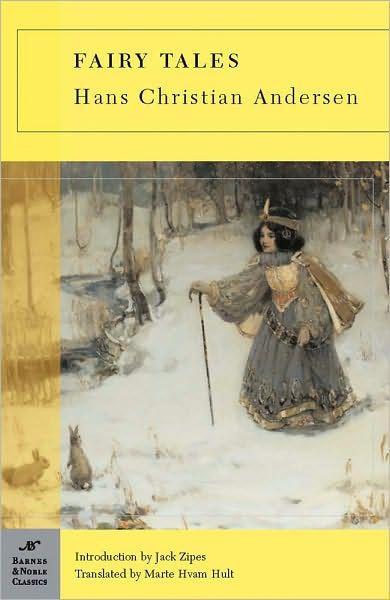Hans Christian Andersen  a personal favorite