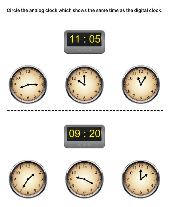 Time Worksheet 11 Math Worksheets Kindergarten Worksheets