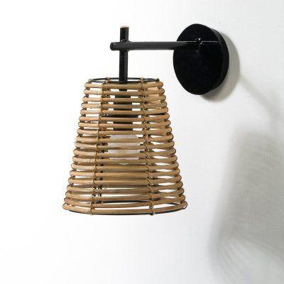 Applique Metal Et Rotin La Redoute Idées Pour La Maison Wall