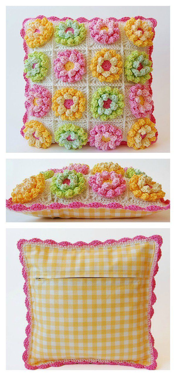 Beautiful Bobble Stitch Crochet Patterns and Projects | Agujas de ...