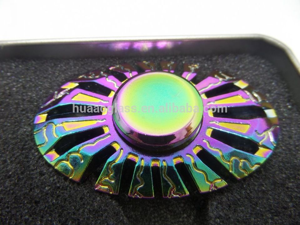 Diamond Fid Spinner Zinc alloy High Speed lasting above 3 minute