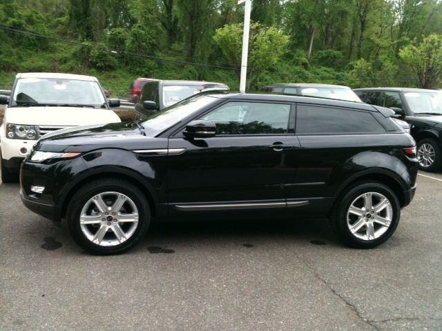 2012 Evoque Pure Santorini Black Exterior With Ebony Interior 2 Door Version New Land