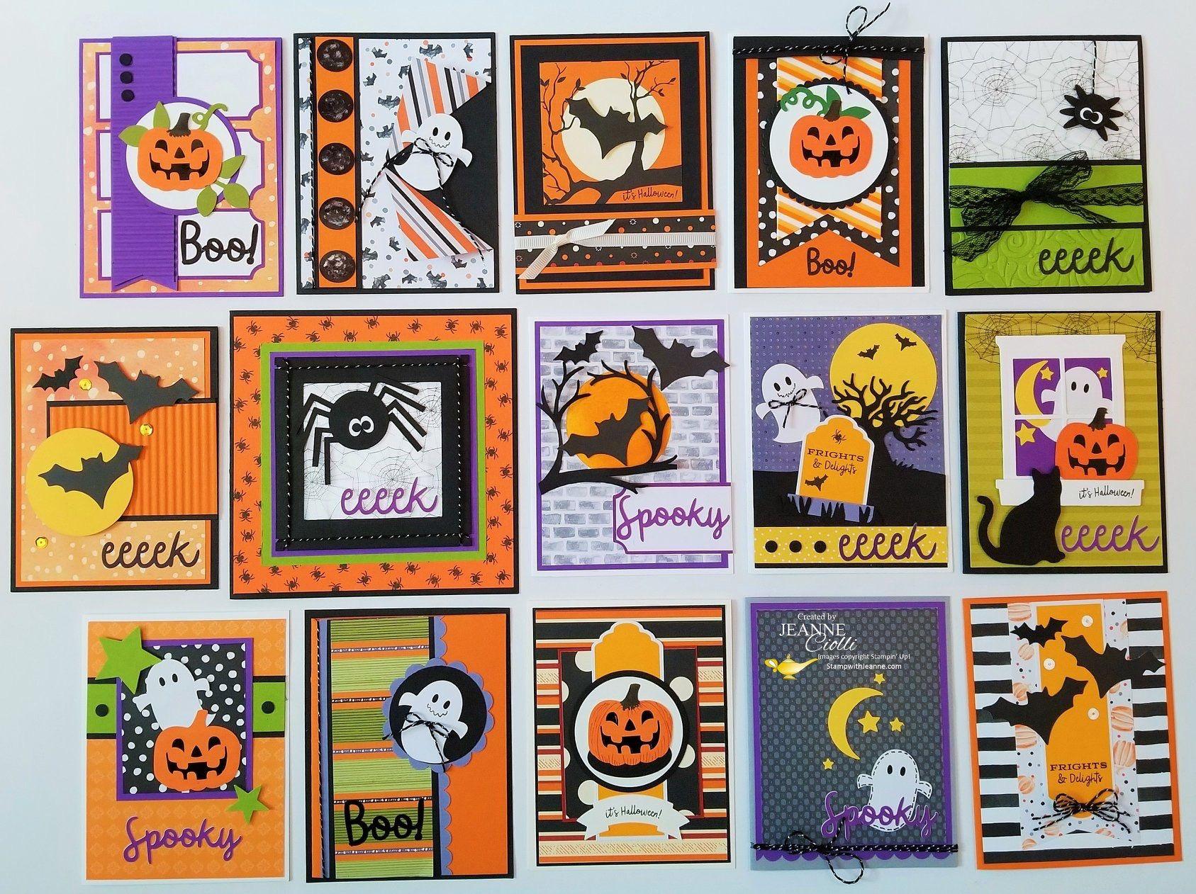 Paper Pumpkin Oct 2018 CARDS PAPER PUMPKIN SU Pinterest