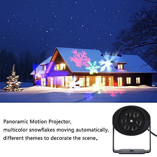 Latest Merry Christmas Trees Projector LED Lights Snow Outdoor House Decorations Kit For Your House - Latest outdoor light projector Inspirational