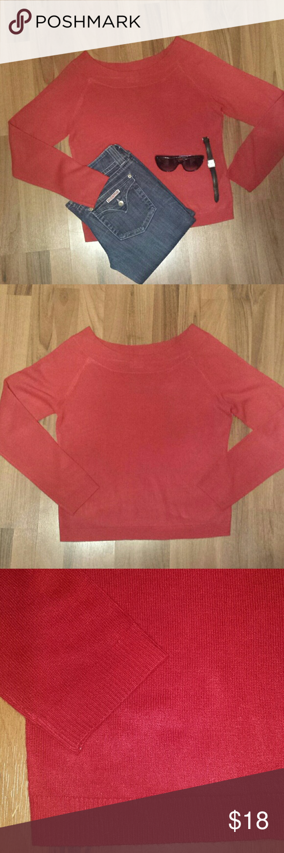 Red Sweater🎄⛄ | Red sweaters, Neckline and Rounding