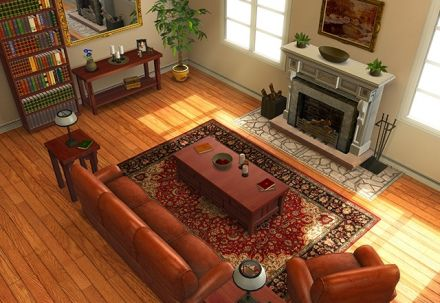 The Sims 3 Living Room Sims 3 Pinterest Sims Videogames and