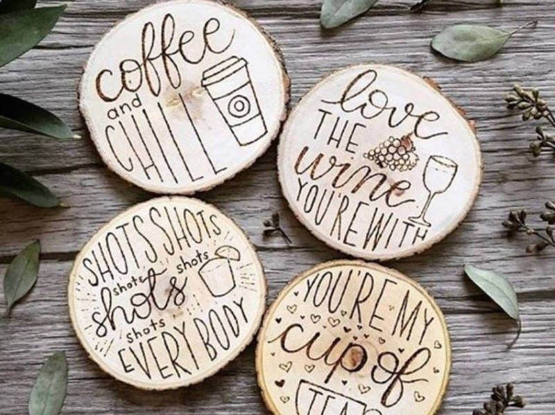 Personalize your home and make thoughtful gifts with these amazing personalize your home and make thoughtful gifts with these amazing wood burning ideas that you can solutioingenieria Images