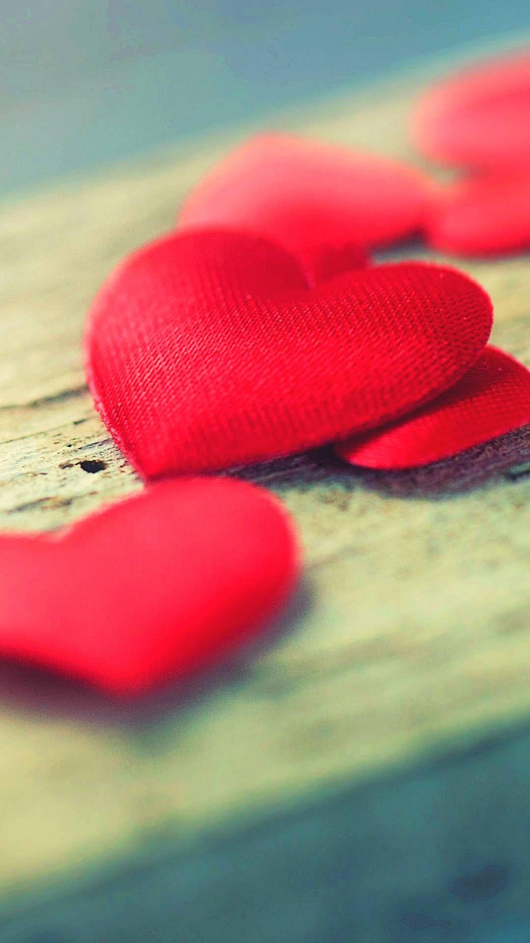 Red Heart Love Hd Wallpapers 1080x1920 Red Heart Love Wallpaper Wallpaper