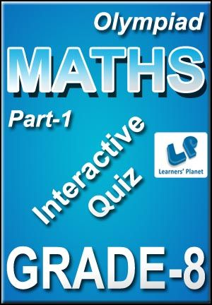 8 OLYMPIAD MATHS PART 1 Interactive quizzes & worksheets on