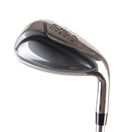 New Adams Idea Hybrid Womens Short Iron Rh Graphite 55g Golf Iron Sets Golf Irons Wilson Golf