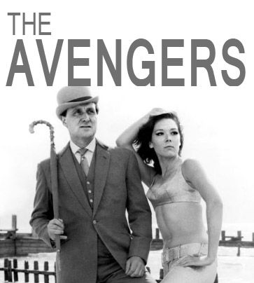The avengers television show
