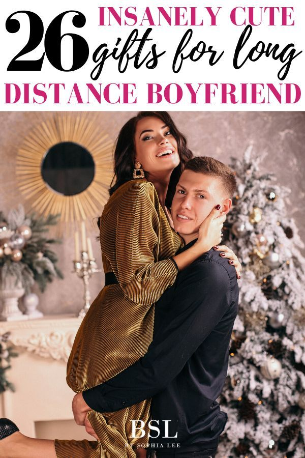 26 Best Gifts for Long Distance Boyfriend - By Sop