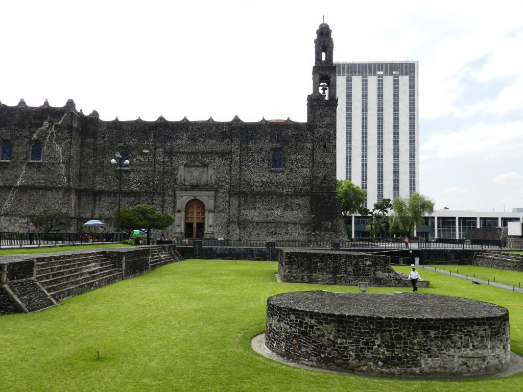 A Guide To Plazas In Mexico City