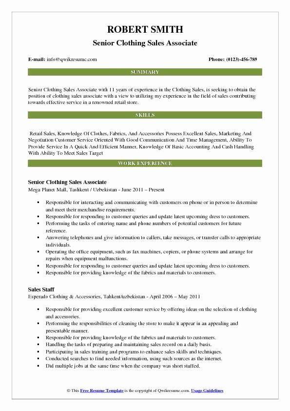 20 customer service associate resume in 2020