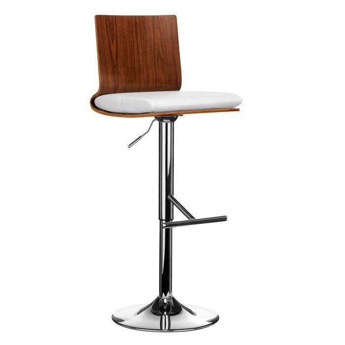 Beautiful Height Adjustable Bar Stool