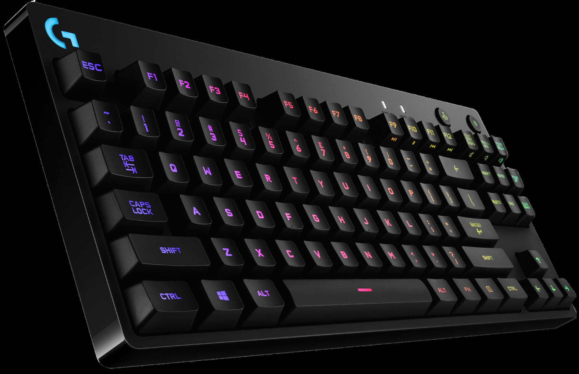 £130 Logitech Pro Gaming Keyboard