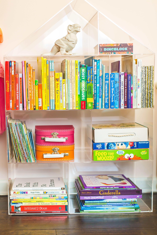 Kids Bookshelves Kids Childrens Bookcase Organizing Kids Books