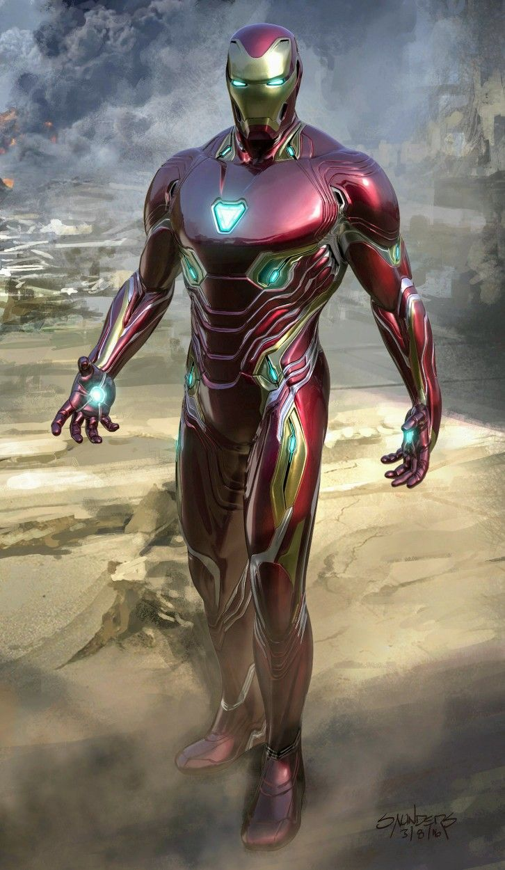 Iron Man Concept Art Mark 50 Iron Man Avengers Iron Man Hd Wallpaper Marvel Iron Man