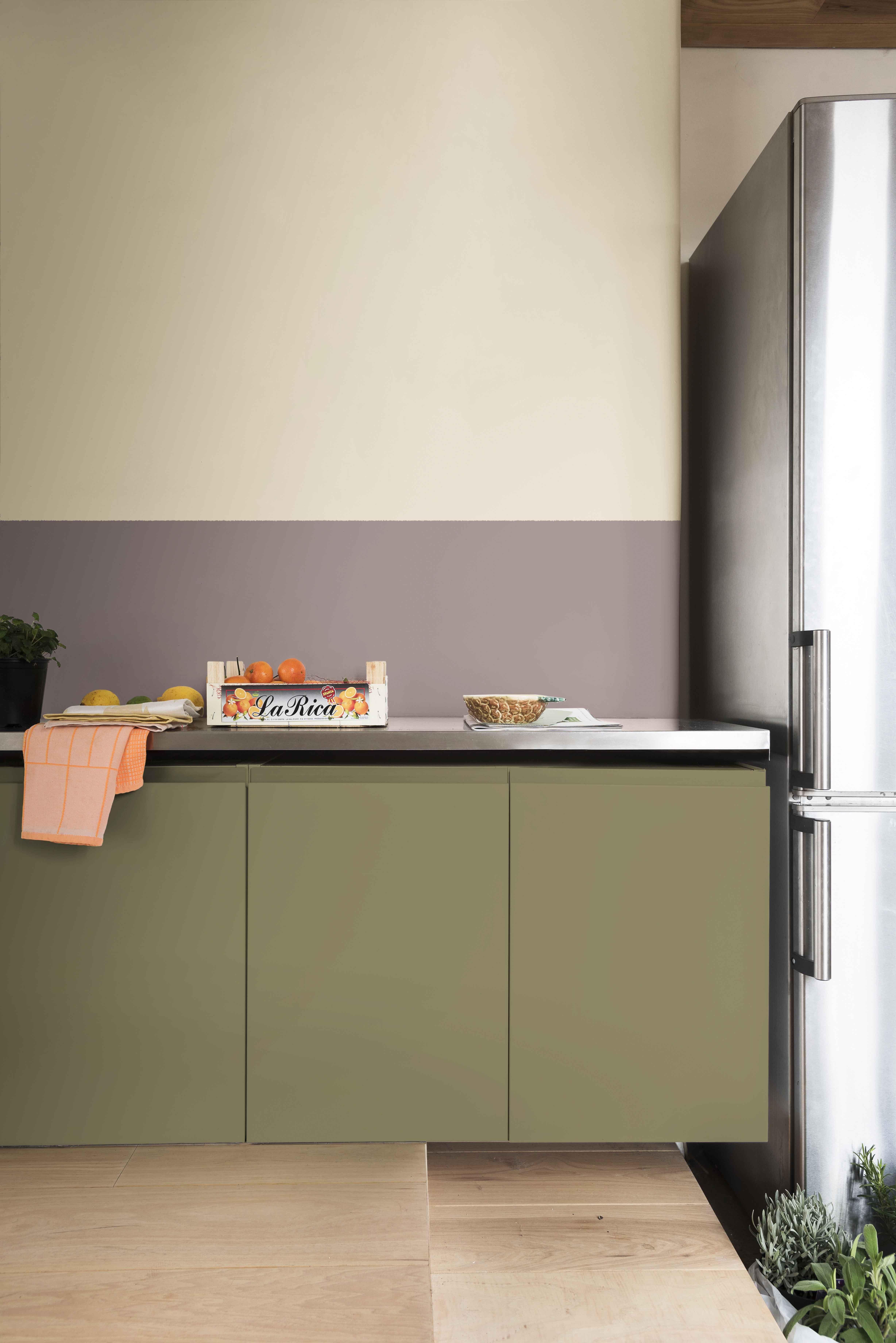 Si quieres una cocina con colores neutros, prueba de combinar el ...