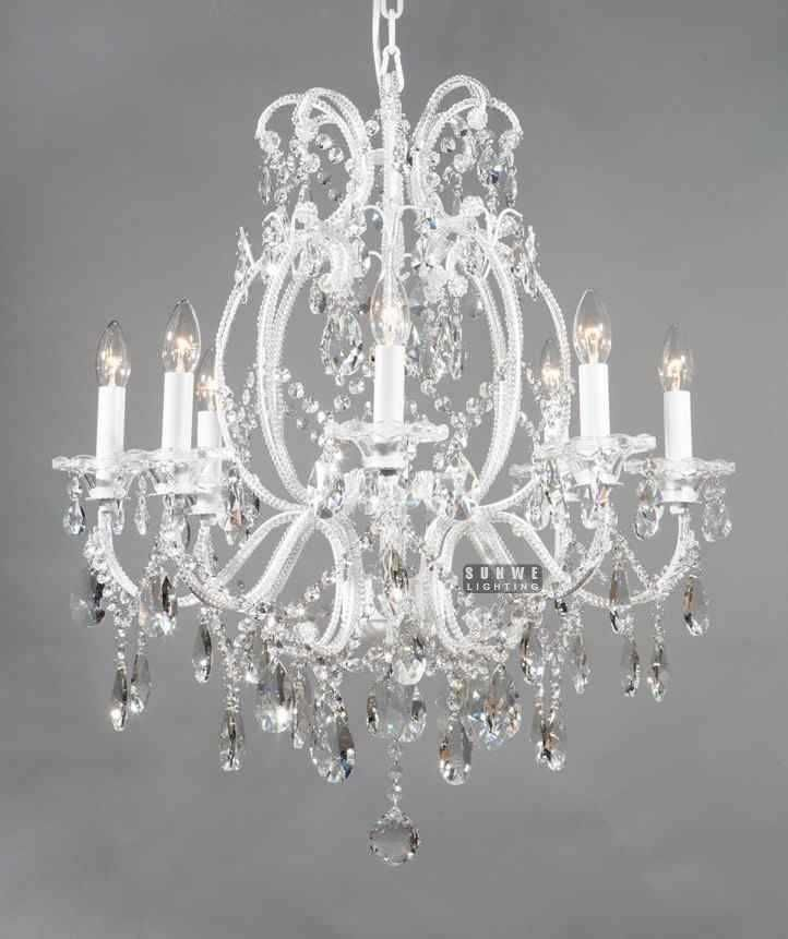 Pin On Wrought Iron Chandeliers